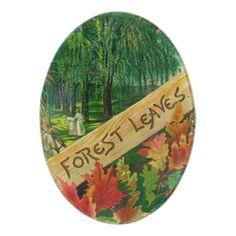 John Derian Company Inc — Forest Leaves