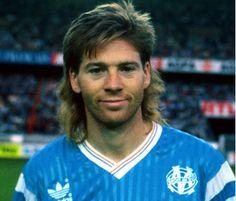 Chris Waddle, Olympique de Marseille, 1989-1990.