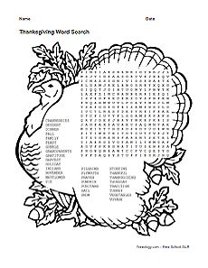 Art therapy activities thanksgiving Thanksgiving W - artactivities Thanksgiving Word Search, Thanksgiving Worksheets, Thanksgiving Prayer, Thanksgiving Crafts For Kids, Fall Crafts, Holiday Crafts, Thanksgiving Coloring Pages, Thanksgiving Appetizers, Thanksgiving Outfit