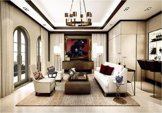 Interior Design Of Sobha Project
