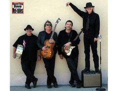 Hailing from Culver City, California, Hound Dog Dave and the Mel-tones will be delighting us with Blues & American Roots music Thurs. July 18 5-8pm. Join in the fun! #ChemersGallery #HoundDogDaveAndTheMelTones #EnderleCenter #Tustin
