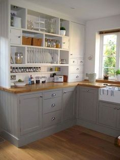 Modern Kitchen Cabinets  - CLICK THE PICTURE for Many Kitchen Cabinet Ideas. 65466657 #cabinets #kitchenisland