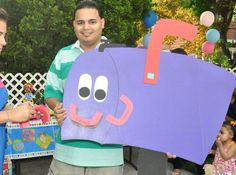 """Photo 3 of 23: Blues Clues / Birthday """"Can you guess who's turning 2? Emma is...that's who!"""" 