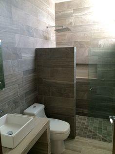 65 genius tiny house bathroom shower design ideas 2019 page 27 Mold In Bathroom, Tiny House Bathroom, Bathroom Design Small, Bathroom Layout, Bathroom Interior Design, Master Bathroom, Small Bathrooms, Bathroom Ideas, Restroom Ideas