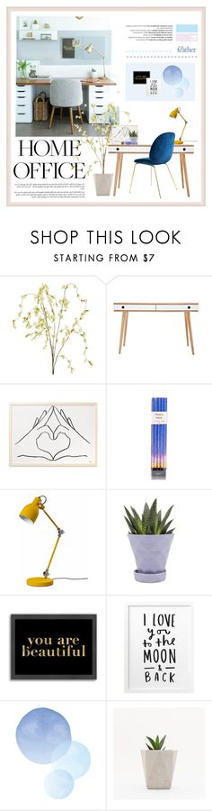 """""""*1811"""" by cutekawaiiandgoodlooking ❤ liked on Polyvore featuring interior, interiors, interior design, home, home decor, interior decorating, Pier 1 Imports, Chive, Americanflat and Balmain"""