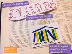 A fantastic amount of money was raised for charity last year!