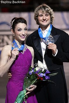Meryl and Charlie win Grand Prix Final.