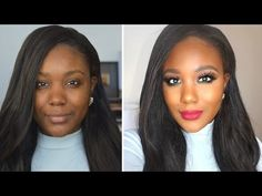 Flawless Everyday Spring Makeup Tutorial 2016 I Acne Scar Coverage - https://www.avon.com/?repid=16581277 Avon Eyebrow Solutions  A pink spring makeup tutorial look for 2016  for dark skin / black women , or WOC!  A Soft cut crease to make your eyes pop & shine like no other. ARE YOU READY to live in this makeup chikadeee. Let me Know what you think down below. Make sure you Subscribe so you never miss a video! http://www.youtube.com/subscription_c…  Verse of the D