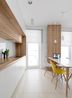 The kitchen that is top-notch white kitchen , modern kitchen , kitchen design ideas! Kitchen Room Design, Modern Kitchen Design, Kitchen Layout, Home Decor Kitchen, Kitchen Interior, New Kitchen, Kitchen Ideas, Kitchen Wood, Kitchen White