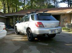 Image result for subaru impreza hatchback lifted