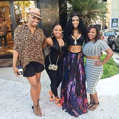 Phaedra Parks has revealed on Twitter season 7 of the RHOA will premier on November 2... Read more and join in at: http://www.allaboutthetea.com/2014/08/28/real-housewives-of-atlanta-filming-in-puerto-rico/