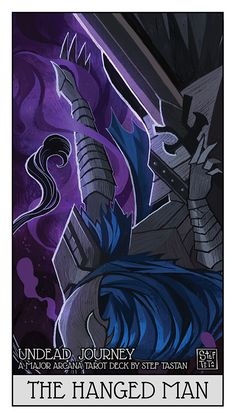 Tagged with art, gaming, video games, dark souls, illustration; Shared by StefTastan. UNDEAD JOURNEY - A Major Arcana Deck by Stef Tastan Sif Dark Souls, Dark Souls You Died, Arte Dark Souls, Soul Saga, Dark Blood, Praise The Sun, The Hanged Man, Major Arcana, Video Game Art