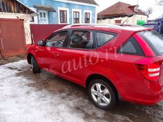 дизельки: Продажа Kia Cee'd I 1.6d MT (115 л.с.) в городе Оз...