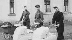 Dzieci okupacyjne ze związków Niemców i Polek