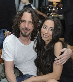 Chris Cornell statue being built in Seattle Vicky Cornell says she has commissioned a statue of the late Soundgarden frontman to be placed in his home town of Seattle. Chris Cornell Birthday, Most Beautiful Man, Beautiful People, Vicky Cornell, Seattle, Brad Pitt And Angelina Jolie, Pearl Jam, Music Bands, Musica