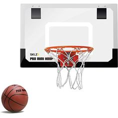 Pro-grade basket with the added fun of a glow-in-the-dark hoop and ball so the plays can last all night. The smaller Mini Hoop Micro with foam ball is perfect for your little all-star. Basketball Systems, Basketball Tricks, Basketball Skills, Jordan Basketball, Basketball Uniforms, Basketball Players, Basketball Court, Basketball Shoes, Basketball Academy