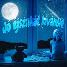 Jó éjszakát kívánok! - Megaport Media