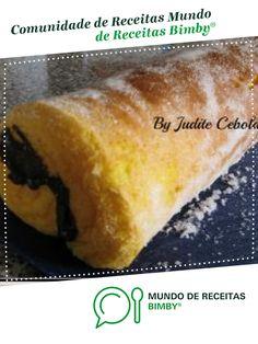 Torta com recheio de chocolate de Judite Chicarro Cebolas. Receita Bimby® na categoria Bolos e Biscoitos do www.mundodereceitasbimby.com.pt, A Comunidade de Receitas Bimby®.