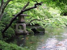 Happoen Japanese Garden - Tokyo
