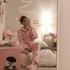 46 New Ideas for baby girl aesthetic bedroom Pink Bedroom Decor, Dream Bedroom, Girls Bedroom, Baby Bedroom, My New Room, My Room, Girl Room, Ideas Decorar Habitacion, Kawaii Bedroom