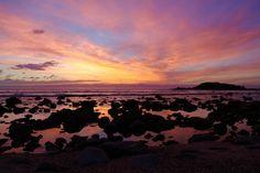 Punta Mita Pink Sunset