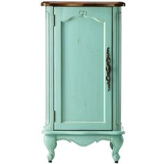 Provence Floor Cabinet ($179) ❤ liked on Polyvore featuring home, furniture, storage & shelves, cabinets, french cottage furniture, provence furniture, dark brown cabinets, storage furniture and fish furniture