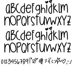 GingerCookies Font