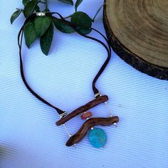 Check out this item in my Etsy shop https://www.etsy.com/il-en/listing/561777121/unique-wooden-necklace-bohemian-wood