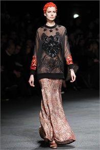 Sfilata Givenchy Paris - Collezioni Autunno Inverno 2013-14 - Vogue