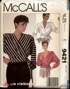 """Shoulder pads, popularized by Joan Collins and Linda Evans from the soap opera Dynasty, remained popular throughout the 1980s and even the first three years of the 1990s. The reason behind the sudden popularity of shoulder pads for women in the 1980s may be that women in the workplace were no longer unusual, and wanted to """"power dress"""" to show that they were the equals of men at the office"""