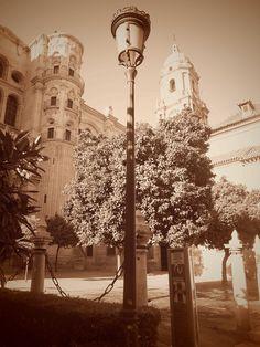 Vista desde la Calle del Cister