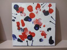12 x 12 inch Acrylic Abstract - by ME - Cathy Henderson.  $40  Contact : artbycathy@live.ca Canadian Artists, Original Artwork, Abstract, Live, Summary