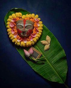 Durga Maa Paintings, Durga Painting, Indian Paintings, Sai Pallavi Hd Images, Bengali Culture, Amazing Dp, Clay Box, Lakshmi Images, Alphabet Wallpaper