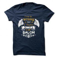 BALON T-Shirts, Hoodies (19$ ===► CLICK BUY THIS SHIRT NOW!)