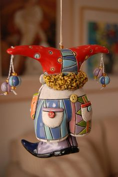 Jester Bell Reserved for Lisa by natalyasots on Etsy