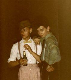 Martin + Dave