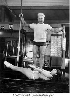 As a pilates lover, teacher and professional I thought it would be appropriate to give a little history about the man behind the exercise discipline, Joseph Pilates. Many pilates professionals have…