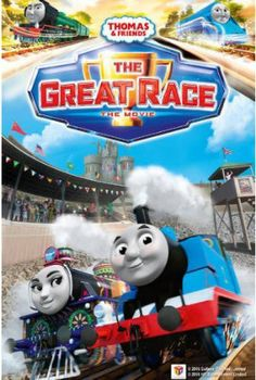 Watch Thomas And Friends The Great Race 2016 Online Full Movie.Thomas goes to the Great Railway Show and competes with some of the world's finest locomotives.