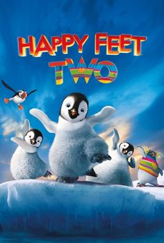 Movie 52/50: Happy Feet Two (50/50 me challenge: Read 50 books and watch 50 movies in 2012)