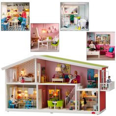 Lundby™ Smaland Doll House at The Animal Rescue Site