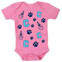 Pink Crush College Kids Infant Bodysuit. Of course lil bit will need some Citadel Bulldog Pride.