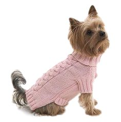 32 Ideas For Knitting Animals Patterns Dog Sweaters Knitted Dog Sweater Pattern, Dog Coat Pattern, Knit Dog Sweater, Small Dog Sweaters, Small Dog Clothes, Yorkie Clothes, Pet Clothes, Italian Greyhound Clothes, Knitting Patterns Free Dog