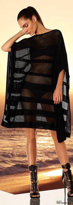 Travel Ready Resort Wear| Serafini Amelia| Resort Style| Hervé Léger by Max Azria Resort 2015