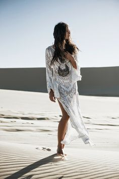 "SPELL & THE GYPSY COLLECTIVE, ""WHITE DUNES, GYPSY HUES"" photography & film: johnny abegg   ∆   model: rachel rutt @ chic"