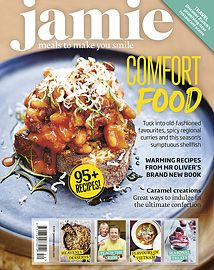 Jamie Magazine Subscription - 1 year, 10 copies for £19.95