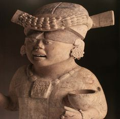 Figura femenina, Veracruz, México (600-800 d.C.) | Arte Precolombino