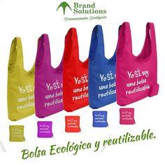 8e8128ad4 Bolsas Ecologicas, Bolsas De Compras, Bolsas Reutilizables, Siempre  Contigo, Promocionales, Manualidades
