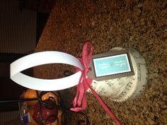 cute handbell director gift
