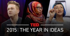Ideas and inventions that mattered this year.