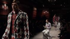 Highlights from the Moncler Gamme Bleu FW 2014/15 Show